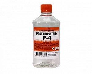 Тех. жидкость НижегородХимПром Растворитель Р-4, 1 л. (20/кор)