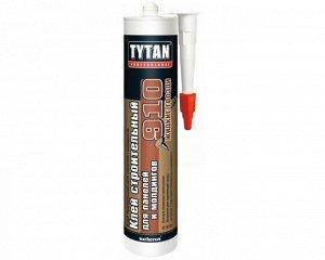 Клей жидкие гвозди Tytan Tytan Professional клей строительный для панелей и молдингов №910 белый 440 гр
