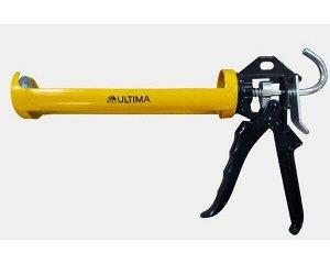 Пистолет - ULTIMA Полуцилиндрический пистолет для картриджей 310 мл, усиленный (1к - 24 шт.)