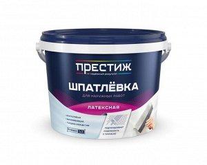 Шпатлевка Престиж акрилатная латексная 1,5 кг (8/уп)