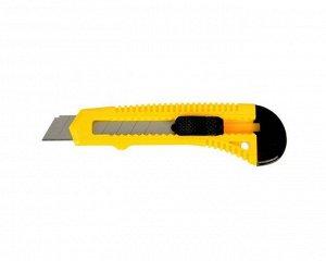 НОЖ - Нож с автоматической фиксацией и метал.направляющей,9 мм (уп48/576шт)