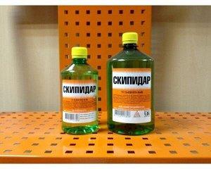 Тех. жидкость НижегородХимПром Скипидар, ПЭТ 0,5 л. (25/кор)