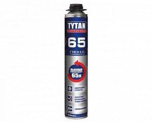 Проф. пеногерметик Tytan TYTAN 65L ЛЕТО (750мл)(12/уп)