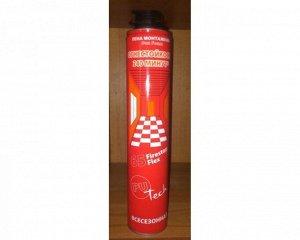 Проф. пеногерметик Pu-Tech FireStop 65 PRO огнестойкая (1/16)