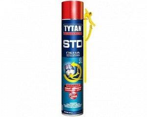 Пеногерметик Tytan Tytan Professional STD пена монтажная зимняя ЭРГО 750 мл