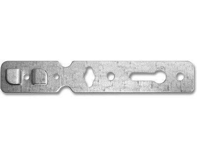 Инструменты для ремонта, построй дом мечты — Анкерная пластина, aнкер, анкер-клин — Строительные смеси и материалы