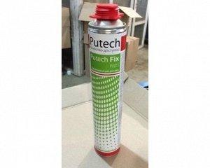 Клей монтажный PU-Tech Клей PUTECH Fix (16шт/кор)