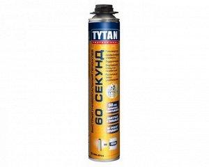 Клей монтажный Tytan Tytan Professional Быстрый пено-клей 60 СЕКУНД GUN 750 мл