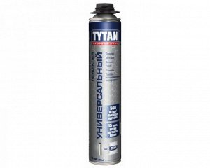 Клей монтажный Tytan Tytan Professional GUN пено-клей Универсальный 750 мл