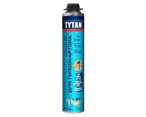 Клей монтажный Tytan Tytan Professional Пено-клей для гипсокартона 840 мл