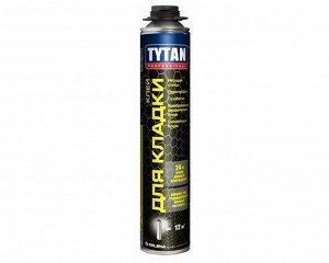 Клей монтажный Tytan Tytan Professional пено-клей для кладки GUN 870 мл