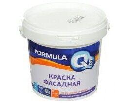 Краска Престиж FORMULA Q8 ВД ФАСАДНАЯ белоснежная полиакриловая 1,5 кг (8/уп)