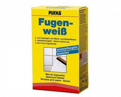PUFAS и кампания :О)  Немецкое качество 👍 — Смеси, затирки, шпатлевки, штукатурки — Строительные смеси и материалы