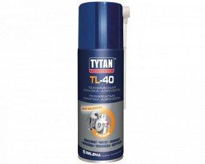 Смазка Tytan Tytan Professional TL-40 техническая смазка-аэрозоль 150 мл