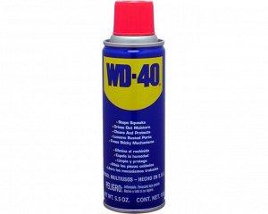Смазка - WD-40 100 мл универсальная (1/24)