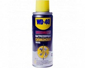Смазка - WD-40 SPECIALIST быстросох. силиконовая 200 мл (1/12)