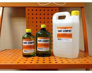 Тех. жидкость НижегородХимПром Уайт-спирит, ПЭТ 0,5 л. (25/кор)