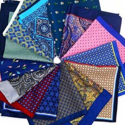 №175=✦Домтрик ✦ Уютная домашняя одежда от 42до76р — Носовые платки — Носовые платки