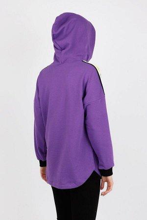Джемпер ДЕВ DMB 9180 фиолетовый
