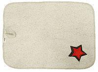 """Коврик для сауны """"Знамя"""" цв.белый 00266"""