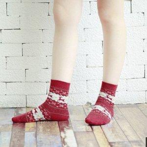 Теплые женские носочки, в ассортименте