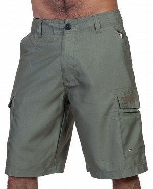 Мужские свободные шорты Travisty – минимумом декора и деталей №346