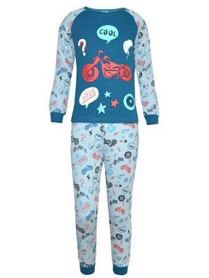 Пижама для мальчиков арт. ММ 132-35