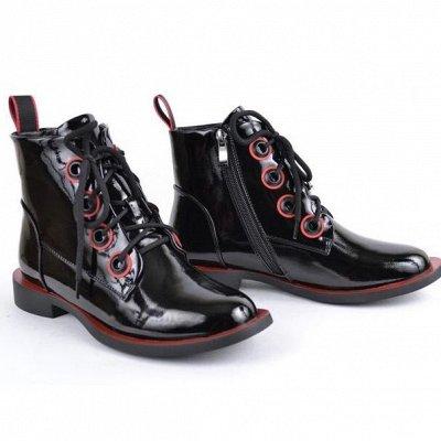 Obuv54! Большой выбор муж. и жен обуви без рядов, замеры! — Женская обувь демисезон — Ботинки