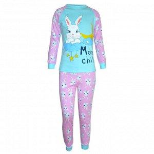 Пижама для девочек арт. МД 132-31