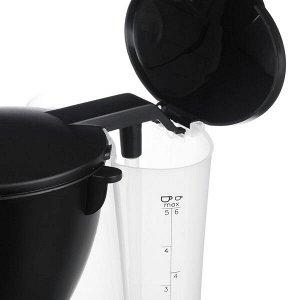 Кофеварка капельная 650Вт, стеклянная колба 0,6л