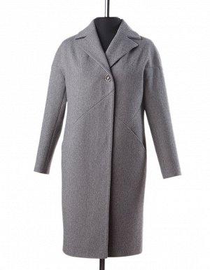 Пальто Длина по спине: 98 см. Длина рукава от горловины: 73 - 75 см. Ткань: 30 % шерсть 70% полиэстер, Подкладка: Полиэстер. Вид застежки: Пуговицы, Покрой: Прямой, Тип карманов: Прорезной, Комплектац