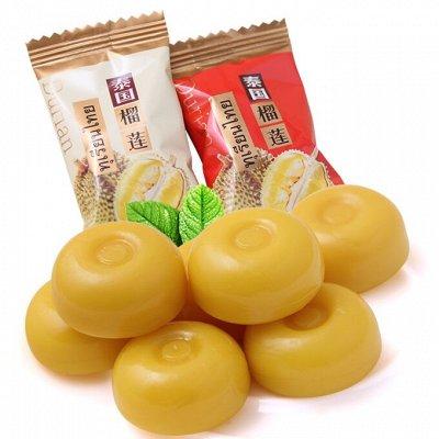 #ВкуснаяЕда. Время кушать лапшу! — Вьетнам. Фрукты вяленые, леденцы, карамель — Сухофрукты