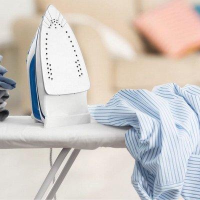 ✔ Дельта- Дискаунтер Товары для дома — Утюги с керамическим покрытием подошвы — Утюги и отпариватели