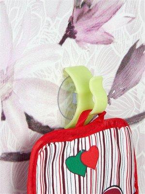 Крючок Крючок на присоске 45*38*63мм ЗЕЛЕНЫЙ. Крючок ТМ Inomata выполнен из пластика высокого качества, изделие крепится к стене на присоску. Крепление прочно удерживается на стекле, плитке и других г