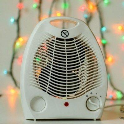 ✔ Дельта- Дискаунтер Товары для дома — Тепловентиляторы электрические — Обогреватели и тепловентиляторы