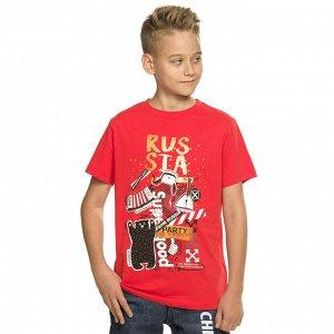 BFT4825 футболка для мальчиков