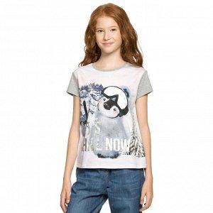 GFT4824/1 футболка для девочек
