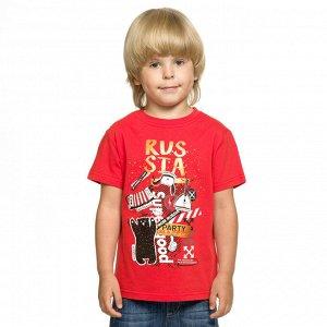 BFT3825 футболка для мальчиков