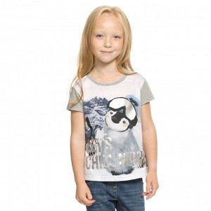 GFT3824/1 футболка для девочек