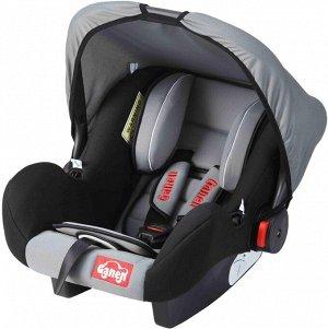 Детское автомобильное удерживающее устройство GE-A06 (1/4) черно/серое