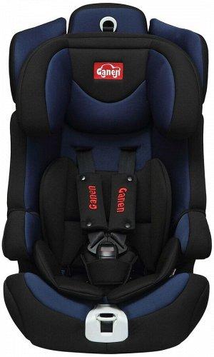 Детское автомобильное удерживающее устройство GE-E01ll (1/2) сине/черное