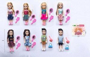 Кукла в наборе OBL817271 EW33 (1/480)