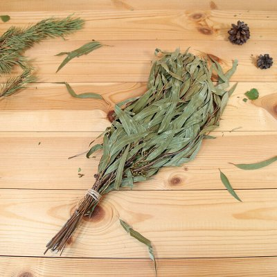 Банная ароматерапия с эфирными маслами — Веники