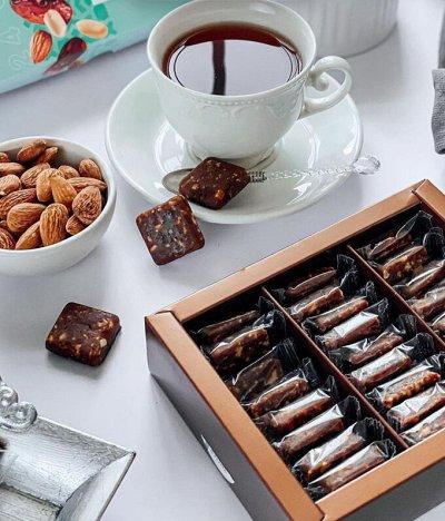 Продукты для похудения! Худеем вкусно и легко!  — Фруктово-ореховые конфеты Sweet & Nuts — Диетические кондитерские изделия