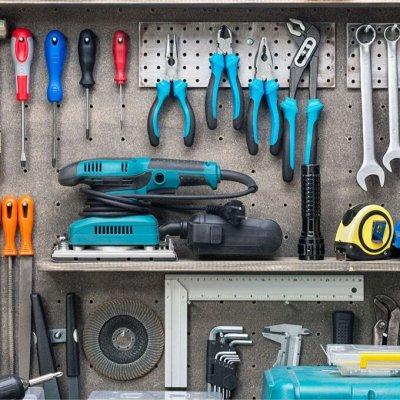 ✔ Дельта- Дискаунтер ✔ Товары для дома  — Наборы ручных инструментов — Инструменты и оборудование