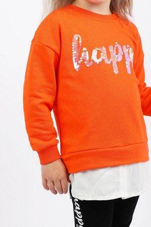 Комплект  ДЕВ DMB 9188 оранжевый