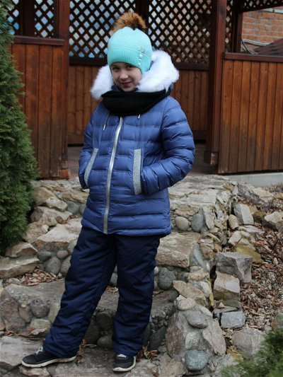 Детская верхняя одежда Аврора. Зима 2020 + Распродажа осени  — ЗИМНИЙ КОМПЛЕКТ. НАЛИЧИЕ. СКИДКА!  — Верхняя одежда