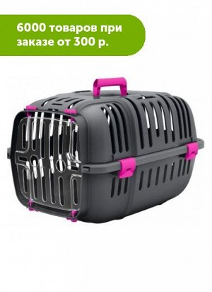 Переноска JET 20 без аксессуаров для кошек и собак 37*57*h33см до 8кг