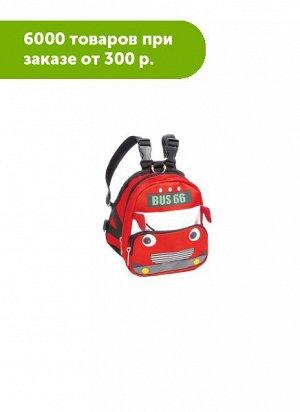 "Рюкзак-шлейка для собак ""Автобус"" М, обх. гр. 450-550мм, 170*150*170мм"