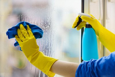 Стройматериалы от дюбелей и гвоздей до шпатлевки! — Химия для окон,пластика — Чистящие средства